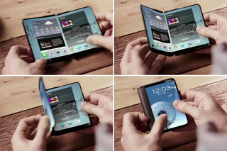 Samsung's Project Valley dual-screen foldable phone might launch in January