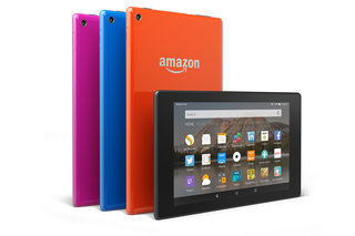 Amazon updates tablet family with Fire HD 8 and HD 10, new £50 7-inch Fire tablet and refreshed Kids Edition