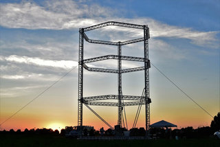 Make an entire house from the giant Wasp BigDelta 3D printer, nearly for free