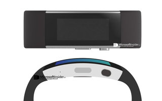 microsoft band 2 may fix comfort issues with curved screen flexible strap and more image 2