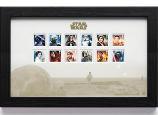 Star Wars Stamp Collection, in pictures: Get them while you can