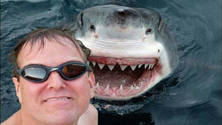 Selfies kill more people than sharks, no really