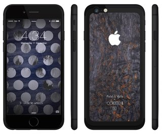this custom iphone 6s belongs to a new luxury series from feld volk and colette image 2