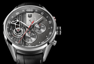 Tag Heuer Carrera Wearable 01 smartwatch gets release date, price and OS announced