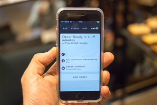 Starbucks Mobile Order and Pay service goes live in UK