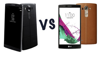 LG V10 vs LG G4: What's the difference?