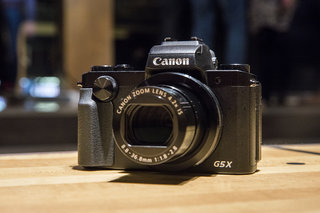 Canon PowerShot G5 X review: Chunky but comprehensive compact
