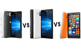 Microsoft Lumia 950 vs Lumia 950 XL vs Lumia 930: What's the difference?