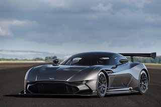 castrol nexcel gives you a 90 second engine oil change debuts on aston martin vulcan image 11