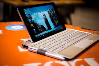 HP Envy Note 8 hands-on: 8-inch tablet with a 10-inch keyboard that's not as weird as you think
