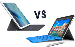Apple iPad Pro vs Microsoft Surface Pro 4: Which is best?