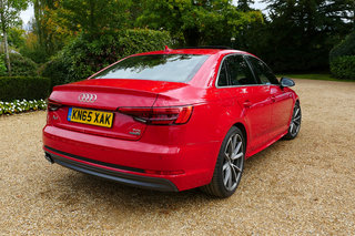 audi a4 2016 first drive image 4