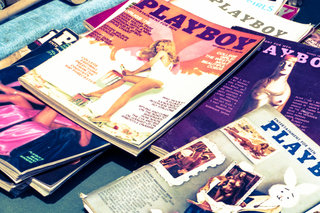 Free porn on the net to blame for Playboy dropping nudes