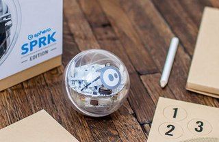 Coding Sphero: SPRK version now out in UK, teaches kids to program robots