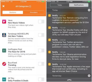 facebook is making a real time news notification app called notify see it here image 2