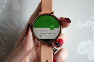 what s android wear really like on iphone  image 6