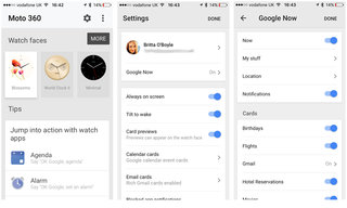 what s android wear really like on iphone  image 7