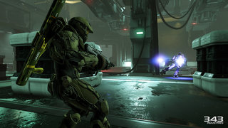 You'll have to download a 9GB Halo 5 patch on day one just for multiplayer