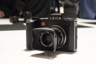 Shooting with the Leica SL: A mirrorless marvel or giant-scale misfire? (hands-on)