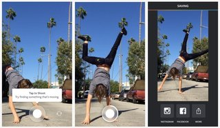 what is instagram s new boomerang app and how does it work  image 2
