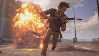 Uncharted 4 A Thief's End multiplayer preview: Online PS4 battles with extra kick