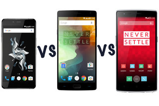 OnePlus X vs OnePlus 2 vs OnePlus One: What's the difference?