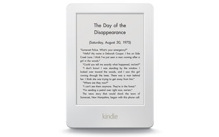 Amazon's new Kindle is a bit of all white