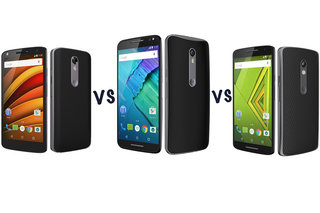 Motorola Moto X Force vs Moto X Style vs Moto X Play: What's the difference?