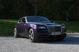 Rolls-Royce Wraith review: Sporting luxury, with a dab of charm