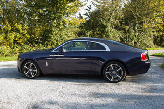 rolls royce wraith review image 3