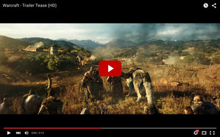 First official trailer for Warcraft film has arrived: Watch the teaser here