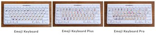 you can now pre order a bluetooth physical keyboard just for typing emoji image 2