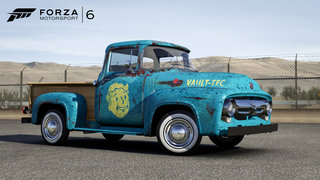 Drive Fallout 4 cars in Forza Motorsport 6