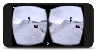 youtube now supports vr vids with cardboard adds theater experience image 3