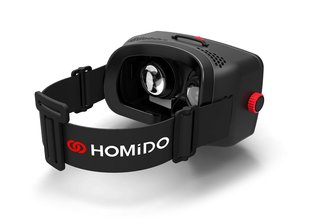 Homido brings virtual reality to your phone