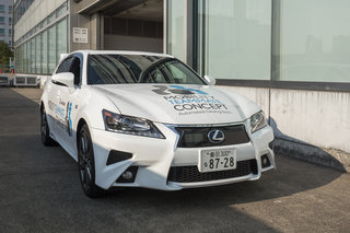 Driverless cars are reality: Toyota's autonomous car takes us for a drive