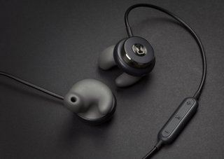 These Revols earbuds will mold to your ear shape in 60 secs for a custom fit