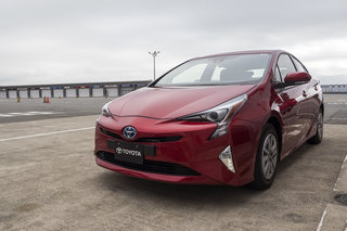 Toyota Prius (2016) first drive: Taxi!