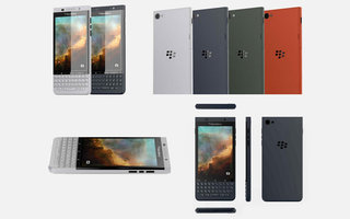 New BlackBerry Android phone, Vienna, may look like this
