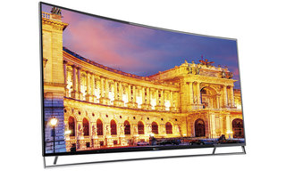 Hisense curved 65-inch ULED 4K TV is just £2,400