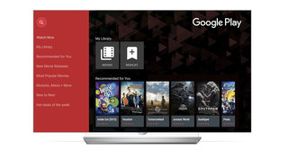 LG smart TVs to offer Google's Play Movies and TV