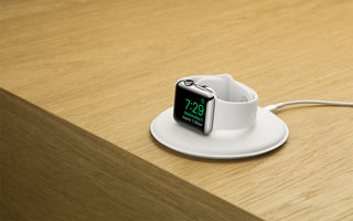 Apple Watch Magnetic Charging Dock lets you recharge side on simply