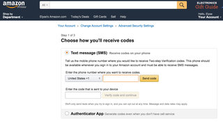 amazon adds two step verification here s how to enable it image 3