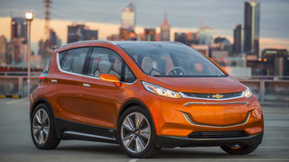 Chevrolet to unveil Chevy Bolt all-electric crossover at CES in January