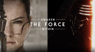 Google goes Star Wars mad: Pick a dark or light side of the force to try