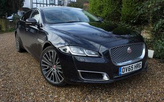Jaguar XJ 2016 first drive: Future tech meets heritage, in style