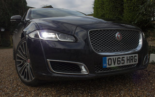 jaguar xj 2016 first drive image 28