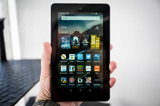 Amazon Fire OS update stops tablet display light from keeping you up at night