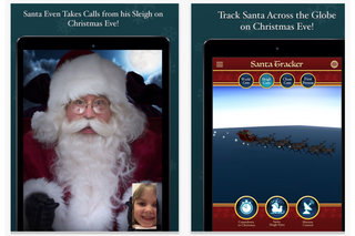 Best Christmas 2017 Apps Elf Yourself Santa Video Call And More image 4