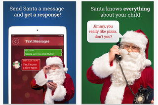 Best Christmas 2017 Apps Elf Yourself Santa Video Call And More image 5